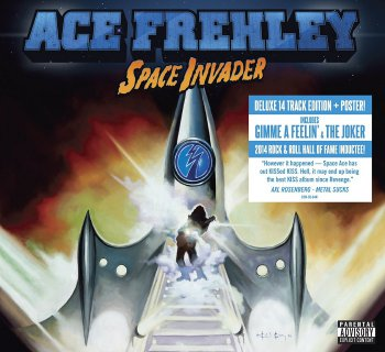 Ace Frehley- Space Invader Deluxe Edition (2014)