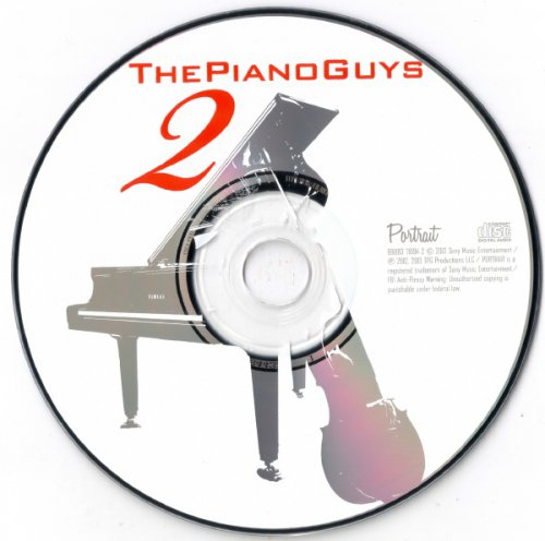 The Piano Guys - 2 (2013)