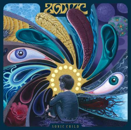 Zodiac - Sonic Child (Limited Edition) [2CD] (2014)