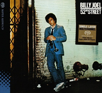 Billy Joel - 52nd Street [DTS] (1999)