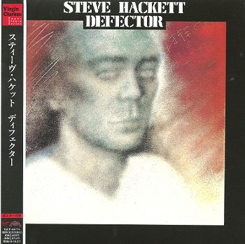 Steve Hackett - Defector (Japan Edition) (2005)