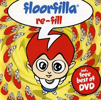 Floorfilla - Re-Fill (2004)