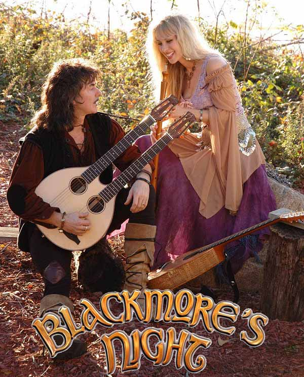 Blackmore's Night - Discography [Japanese Edition] (1997-2017)