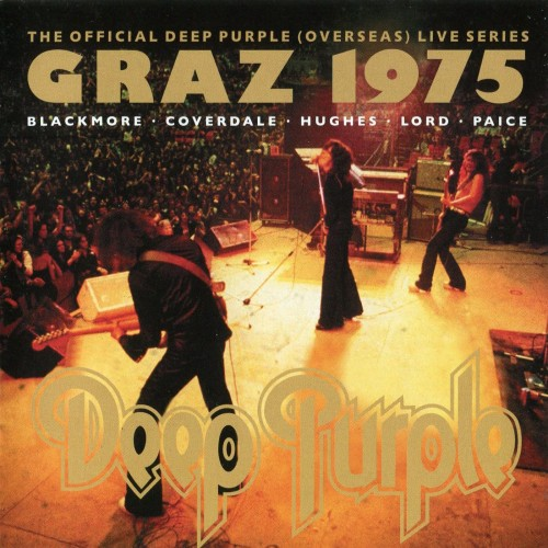 Deep Purple - Live In Graz 1975 (2014)