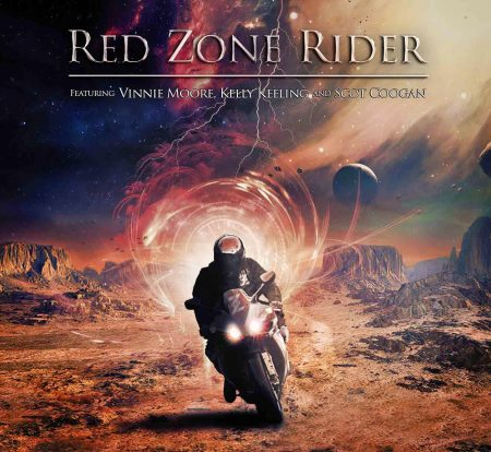 Red Zone Rider - Red Zone Rider (2014)