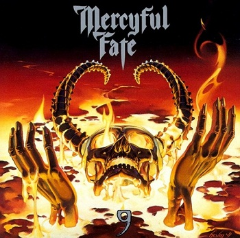 Mercyful Fate - 9 (Japan Edition) (1999)