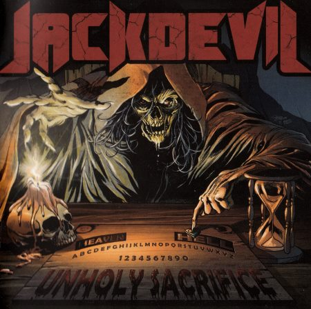 JackDevil - Unholy Sacrifice (2014)