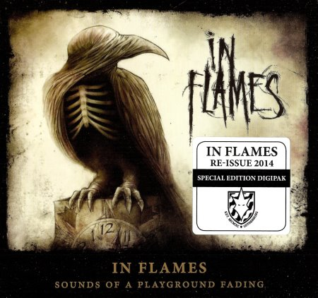 In Flames - Sounds Of A Playground Fading (2011) [2014]