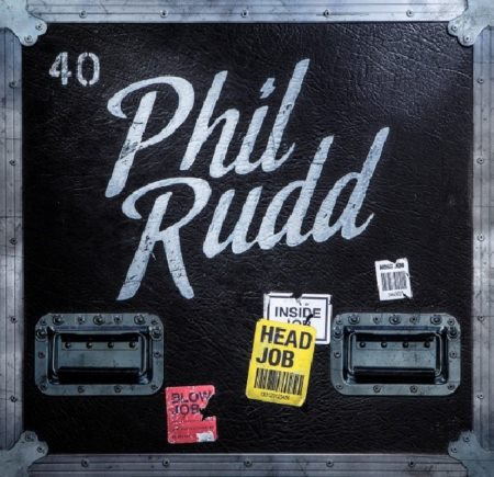 Phil Rudd - Head Job (2014)