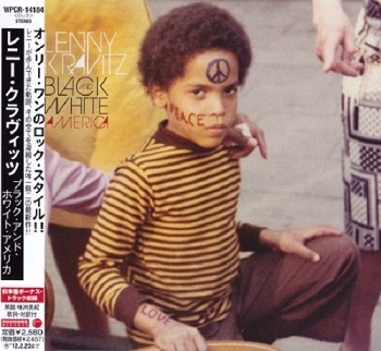 Lenny Kravitz - Black And White America (Japan Edition) (2011)