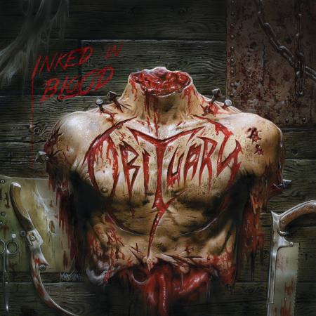 Obituary - Inked In Blood [Deluxe Edition] (2014)