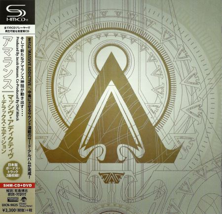 Amaranthe - Massive Addictive [Japanese Edition] (2014)