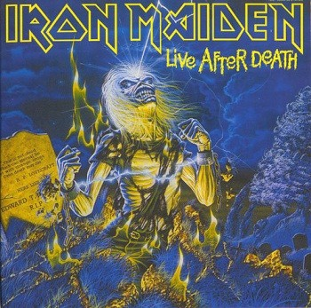 Iron Maiden - Live After Death (Japan Edition) (1998)