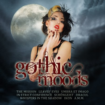 VA [Various Artists] - Gothic Moods [2CD] (2014)