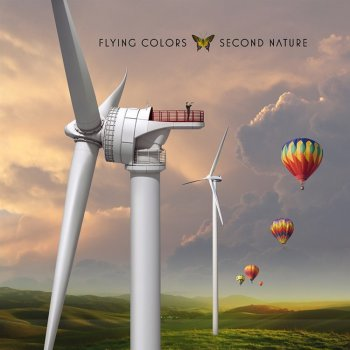 Flying Colors - Second Nature(2014)