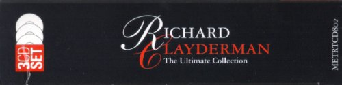 Richard Clayderman - The Ultimate Collection (3CD Box Set 2005)