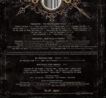 Mob Rules - Timekeeper: 20th Anniversary Box [3CD] (2014)
