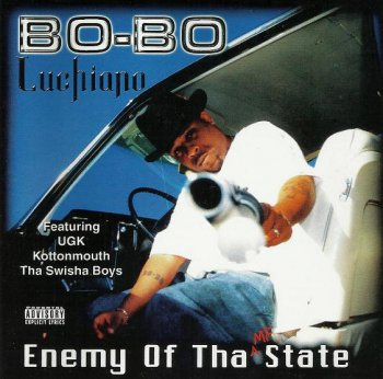 Bo-Bo Luchiano-Enemy Of Tha MF State 2001