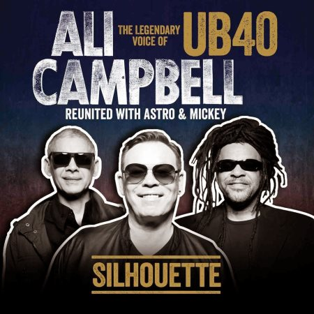 Ali Campbell - Silhouette (2014)
