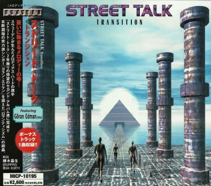 Street Talk - Transition (2000) [Japan Edit.]