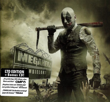 Megaherz - Zombieland (2СD) [Limited Edition] (2014)