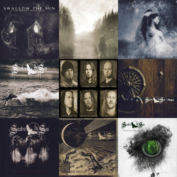 Swallow the Sun - Discography (2003-2012)