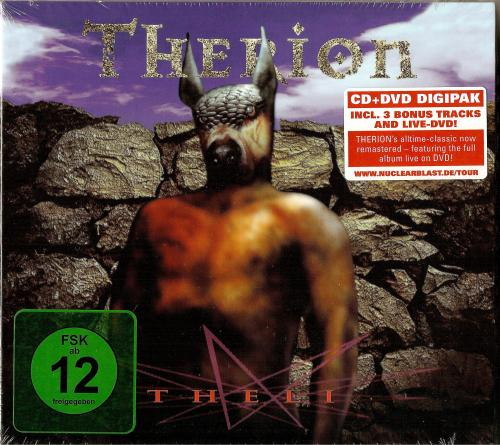 Therion - Theli [2014 Reissue, Remastered] (1996)