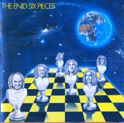 The Enid - Six Pieces (1980) [Reissue 2009]