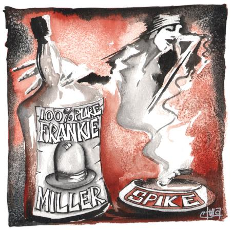 Spike - 100% Pure Frankie Miller (2014)