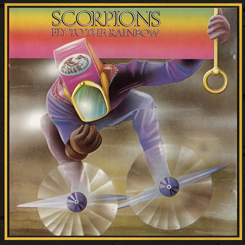 SCORPIONS «Discography» (39 x CD • Europian & US 1st Press + 24Kt Gold • Issue 1983-2017)