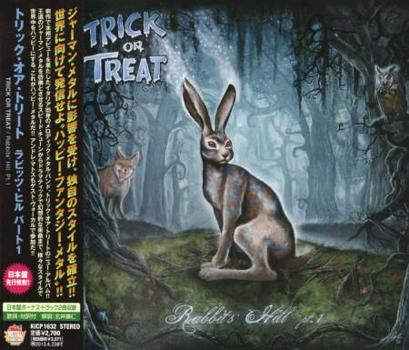 Trick or Treat - Rabbits' Hill (Pt.1) [Japanese Edition] (2012)