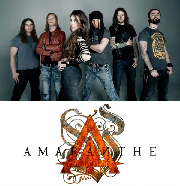 Amaranthe - Discography [Japanese Edition] (2011-2016)
