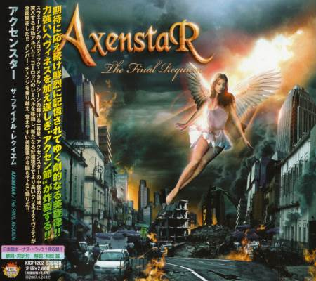 Axenstar - The Final Requiem [Japanese Edition] (2006)