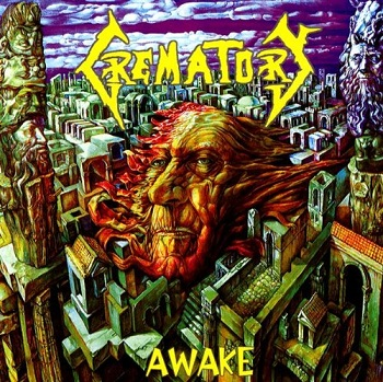Crematory - Awake (Digipak Edition) (1997)