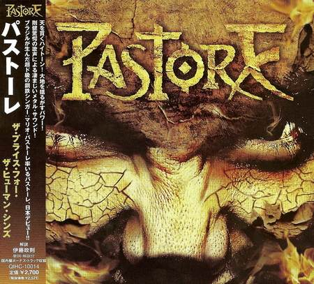 Pastore - The Price For The Human Sins [Japanese Edition] (2010)