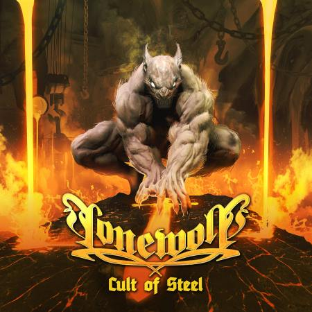 Lonewolf - Cult Of Steel [Limited Edition] (2014)