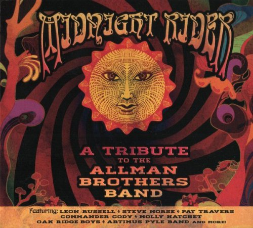 VA - Midnight Rider - A Tribute to the Allman Brothers Band
