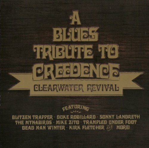 VA - Blues Tribute to Creedence Clearwater Revival