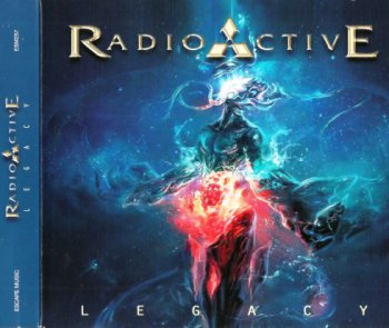 Radioactive - Legacy 3CD (2013)