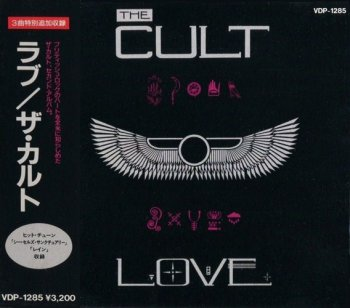 The Cult - Love  Japan  (1985/1987)