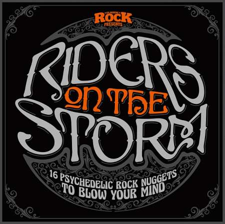 VA [Various Artists] - Riders On The Storm: 16 Psychedelic Rock Nuggets (2014)