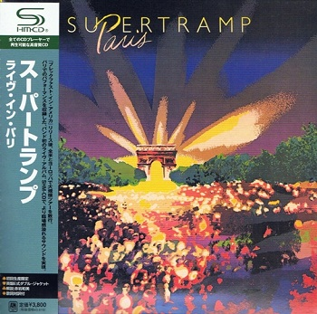 Supertramp - Paris (Japan Edition) (2008)