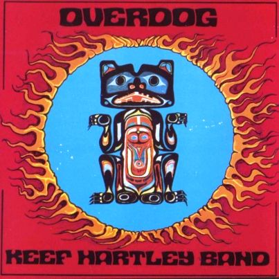 Keef Hartley Band - Overdog (1971) [Reissue 1994]