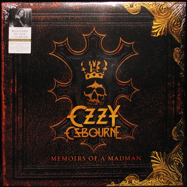 Ozzy Osbourne - Memoirs Of A Madman [Sony Music, Ger, 2LP, (VinylRip 24/192)] (2014)