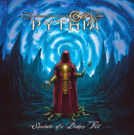 Pythia - Shadows Of A Broken Past (2014)