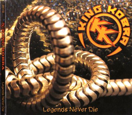 King Kobra - Legends Never Die [2CD] (2011)