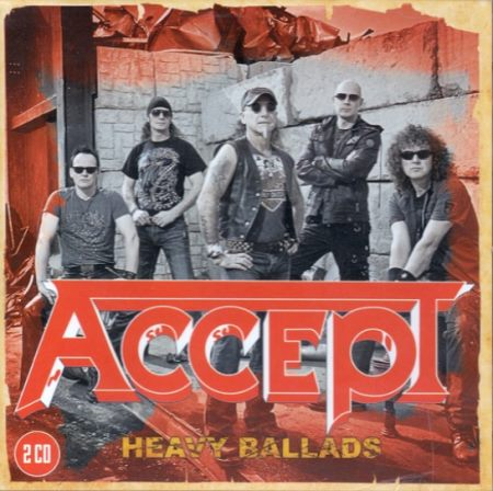 Accept - Heavy Ballads [2CD] (bootleg) (2015)