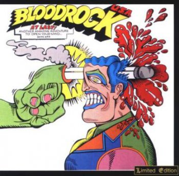 Bloodrock - USA 1972 (Reissue 2000)