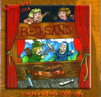 Red Sand - Gentry 2005 [2008 / Limited Remastered Edition / SPBN-lm002]