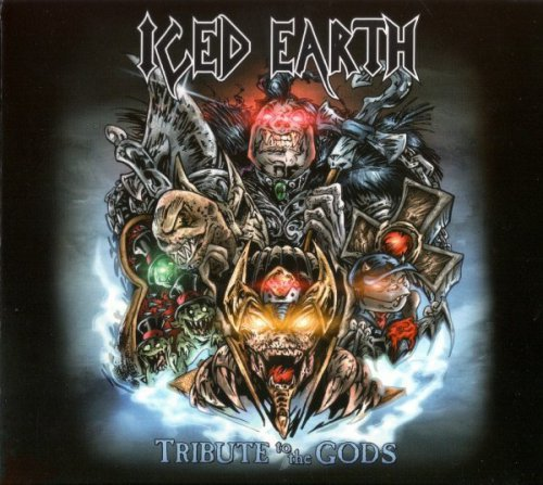 Iced Earth - Tribute To The Gods (2002)